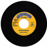 Junior Kelly - Searching / Althea Hewitt - Black (AL.TA.FA.AN. RECORDS / Buy Reggae) 7""